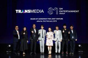 SM Announces Collab Between Super Junior And Indonesian Singer Rossa